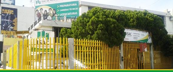 ISAC de Monterrey Anahuac